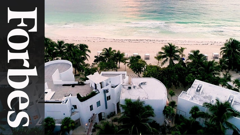 Pablo Escobars Villa Is Now A Luxury Art Hotel | Forbes