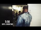 Will Smith и Jaden Smith - Icon remix. Закулисье и исполнение.