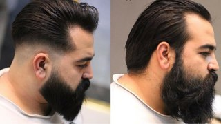 How to Trim Your Beard 2018 ! Amazing Beards styles for men's 2018.