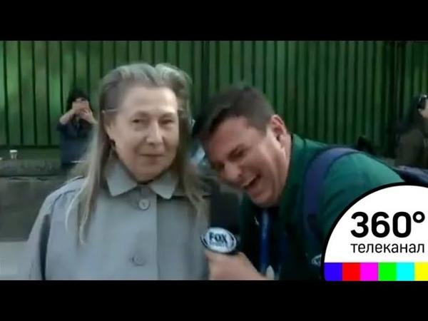 Российская пенсионерка взорвала рейтинги бразильского телеканала - МТ