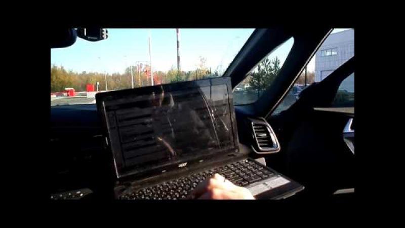 Citroen DS5 предпродажный осмотр