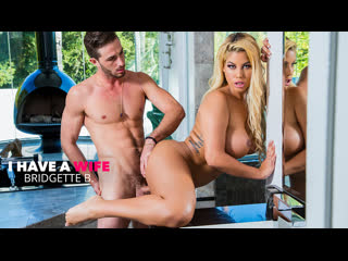 Bridgette b. works the plumber's pipe   naughtyamerica.com milf pov anal creampie порно анал инцест big tits ass porn sex 69