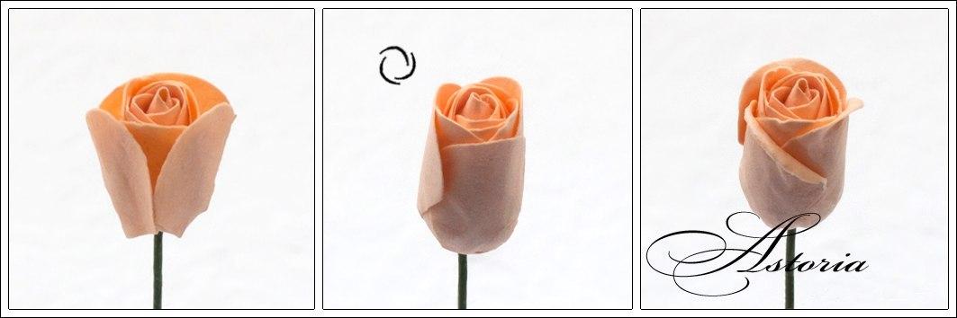 Как сделать легким способом розу