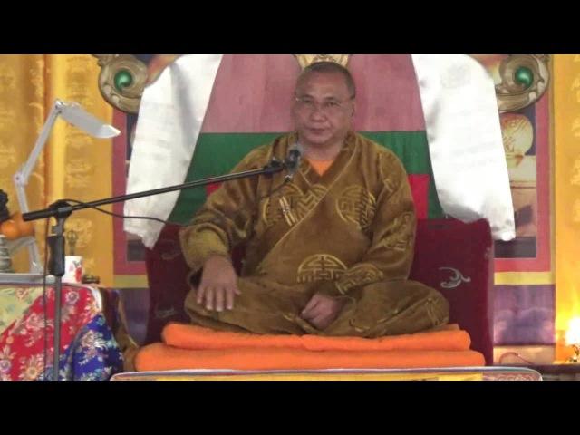 2016 07 25 Благословение Манджушри Байкал