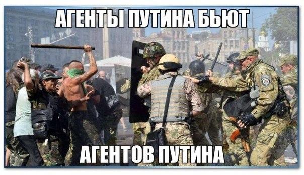 На Майдане  снова растут баррикады, а на территории появились вооруженные люди - Цензор.НЕТ 4954