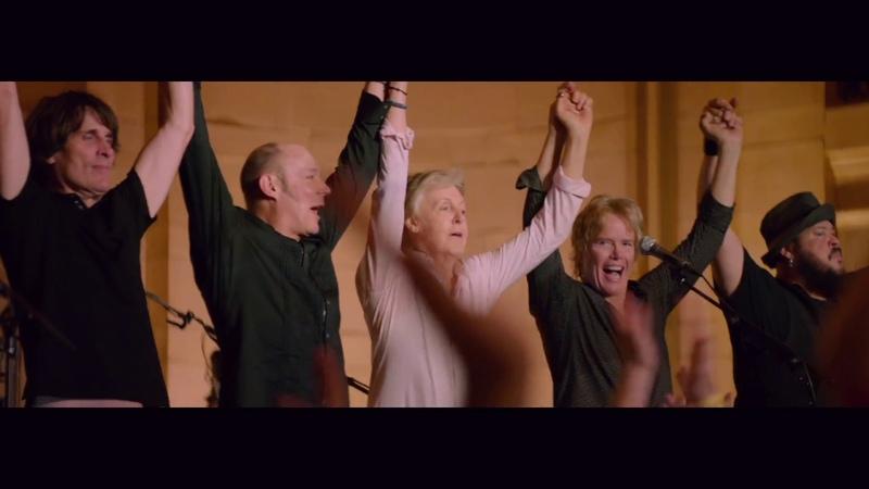Paul McCartney 'Golden Slumbers' (Live from Grand Central Station, New York)
