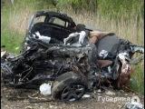 На загородной трассе в ДТП погибли 2 человека.MestoproTV
