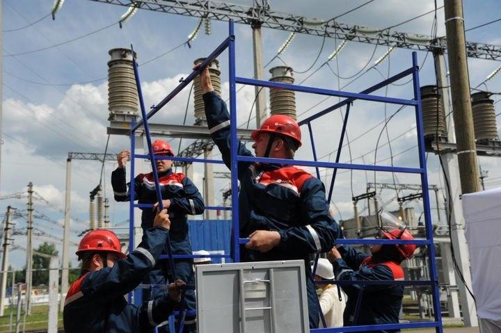 Завершена масштабная реконструкция кабельной линии в САО