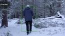 DJI Mavic 2 pro test winter