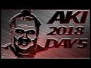 SUMO Aki Basho Day 5 September 13th Makuuchi ALL BOUTS
