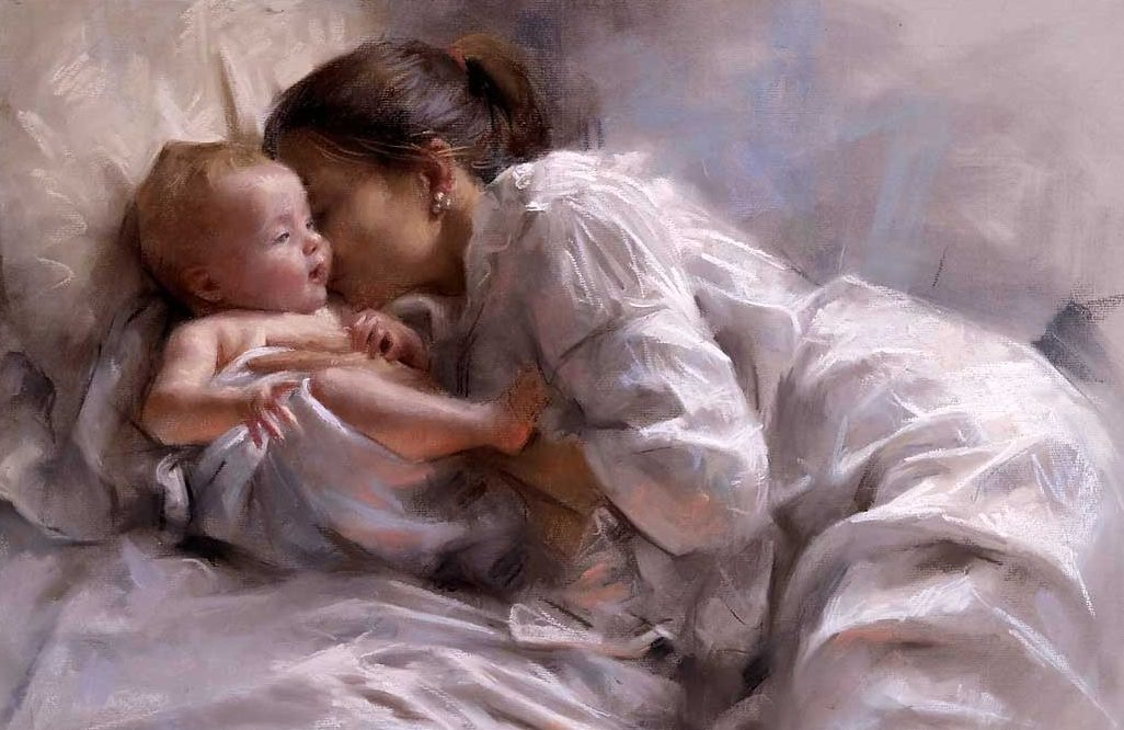 Открытки счастливое материнство, анимации