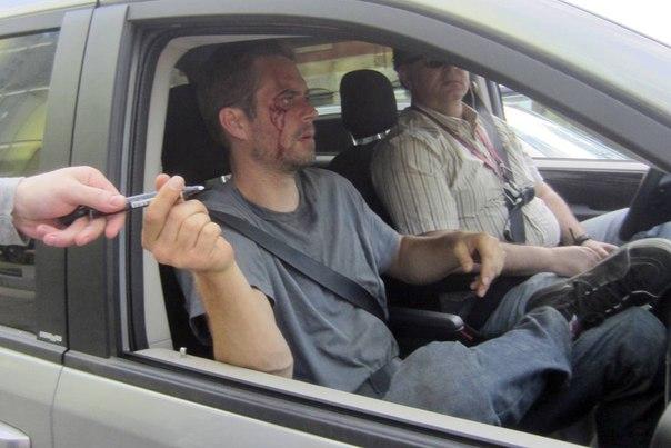 Пол Уокер погиб: Видео с места автокатастрофы - Ivona
