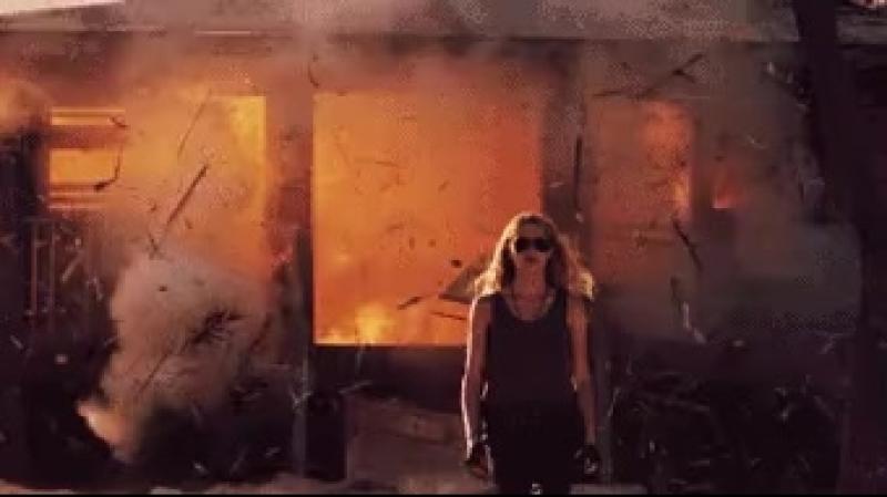 Спалю деревню