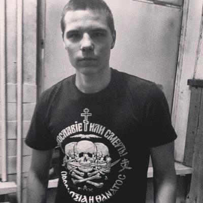 Вадим Ушаков, 17 мая 1994, Красноярск, id25759335