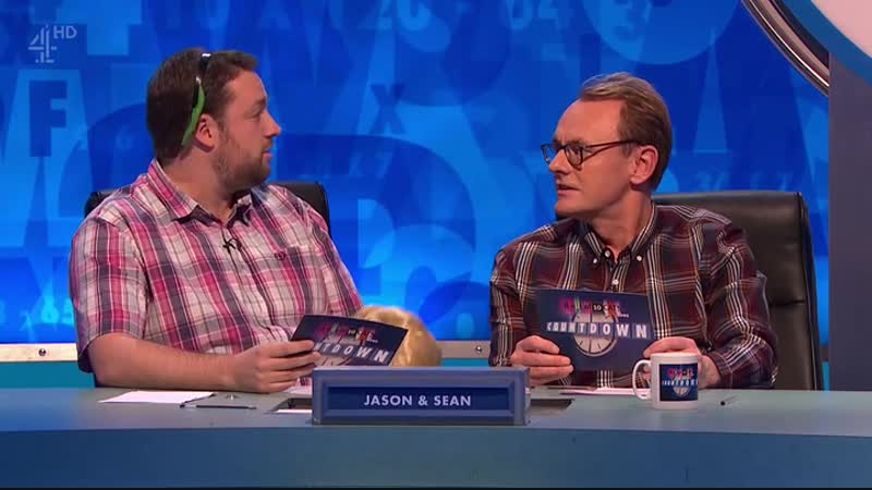 8 out of 10 Cats does Countdown S08E01 (15.01.2016)