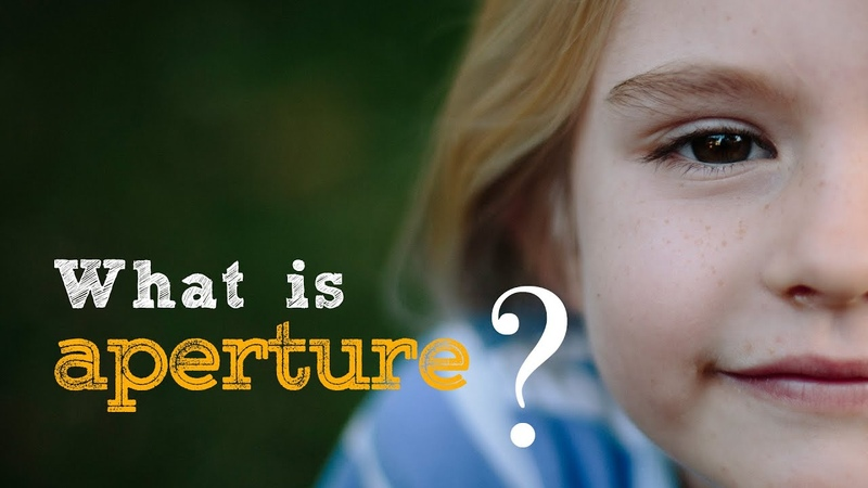 What is aperture Photography tutorial for DSLR beginners