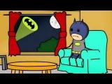 Мультик Консервы   Бэтмен опять вернулся