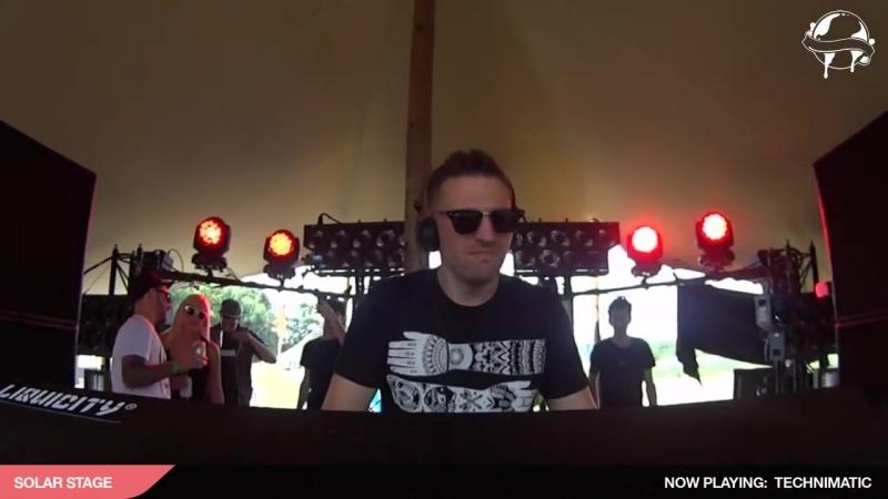 Technimatic (Feat. MC Fava) - Liquicity Festival 2016
