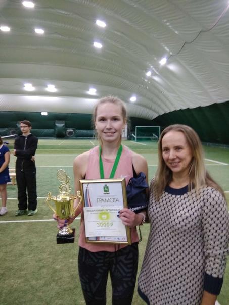 Чемпионат города Томска 2018
