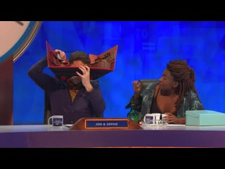 8 out of 10 cats does countdown 18x04 sophie duker, miles jupp, lee & dean