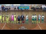 «Спортлідер-3» - «Тетра» - 10:2 (5:1) (01.02.2015) Дивізіон 1, 11-й тур
