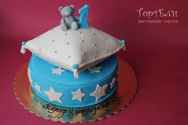 Торт подушка для мальчика фото