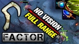 Factor Pudge NO VISION FULL RANGE Dota 2