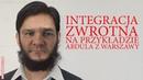 Pan Abdul z żonami i dziećmi czuje się w Polsce jak u siebie w domu