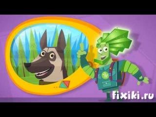 Фиксики - Фикси-Советы - Что умеют служебные собаки