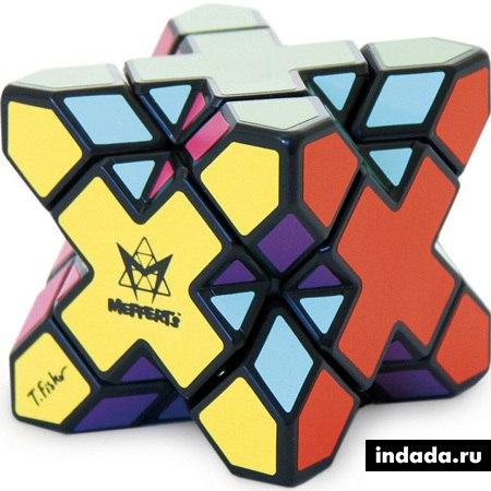 Схема по сборке кубика рубика