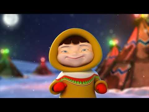 Кира. Именное поздравление от Деда Мороза