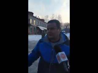 Зимняя Вишня комментария человека у которого погибли родные 2018