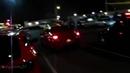 Loud car exhaust.