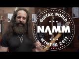 NAMM 2017 - Ernie Ball Music Man - John Petrucci Monarchy, JP15, and NOMAC Majesty Limited Edition