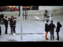 Криштиану Роналду переоделся в бомжа в Мадриде 480p mp4