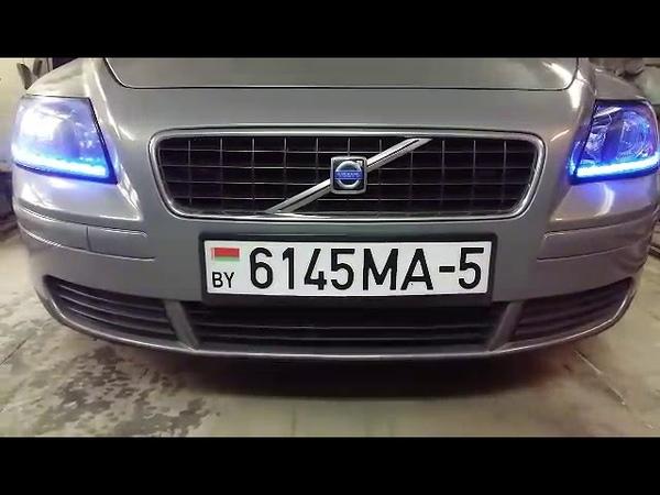 Динамические DRL Dixel S12 Benz Style (ДХО поворотник)