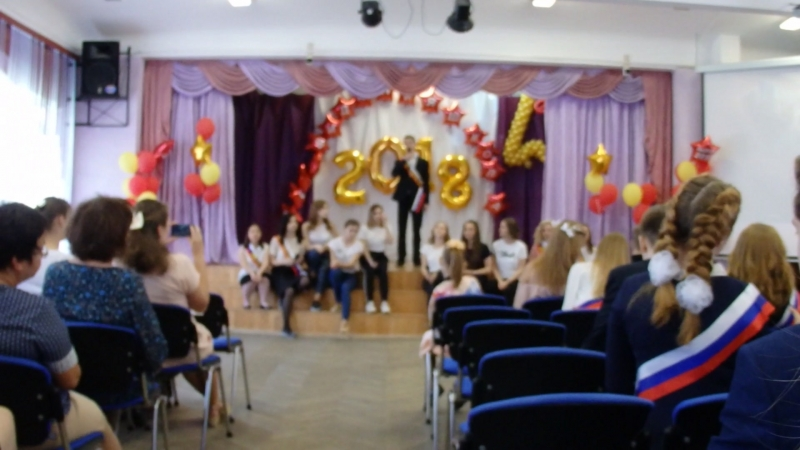 Девчонки танцуют, первоклассники стихи читают) 112 школа