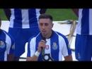 O discurso de Herrera