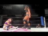Britt Baker vs. Natsuko Tora - Stardom Bright Summer ~ Stardom Vs. RISE - Tag 1
