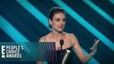 Mila Kunis Accepts Comedy Movie of 2018 for
