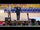 Владимир Жириновский встретился с юными менталистами