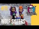 Howleen Wolf куклы Монстер Хай (Monster High) моя полная коллекция