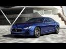 Maserati Ghibli красуется в рекламном ролике