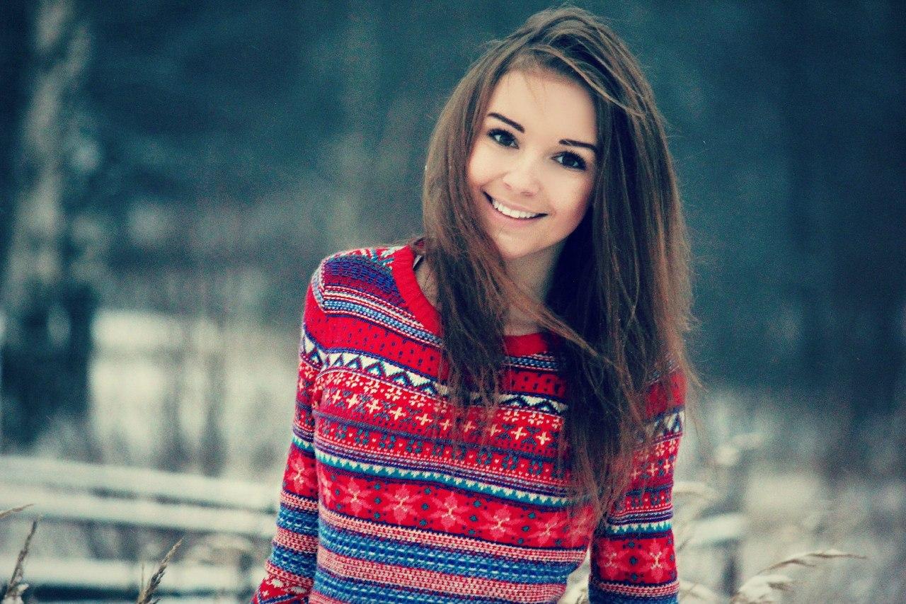 Самое красивое фото на аву для девушек