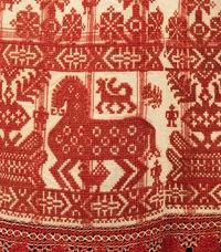 Виды русской вышивке