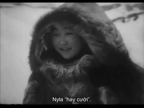 Nannook - người thợ săn Bắc Cực - phim 1922