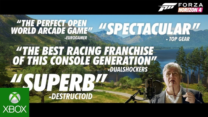 Forza Horizon 4 Accolades Trailer