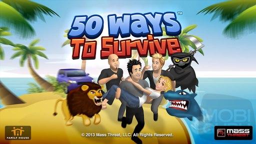Скачать 50 Ways to Survive для android