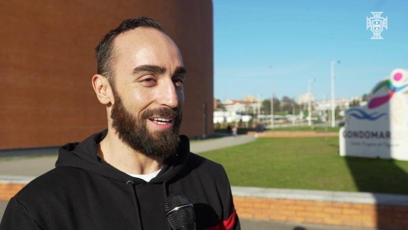 Euro-2019 Ricardinho já prepara a sua viagem para estar presente no Europeu de Futsal Feminino