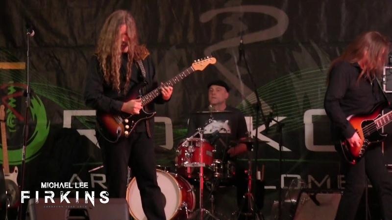Radio City - Michael Lee Firkins al RockOn ML 2018